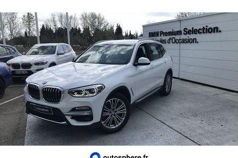 BMW X3 xDrive30dA 265ch Luxury Euro6c 59900 13200 Arles