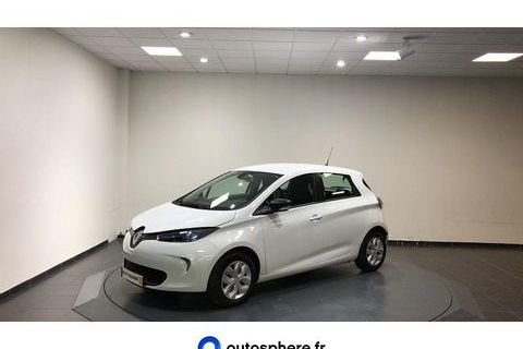 RENAULT Zoe Life charge normale R75 11700 73200 Albertville