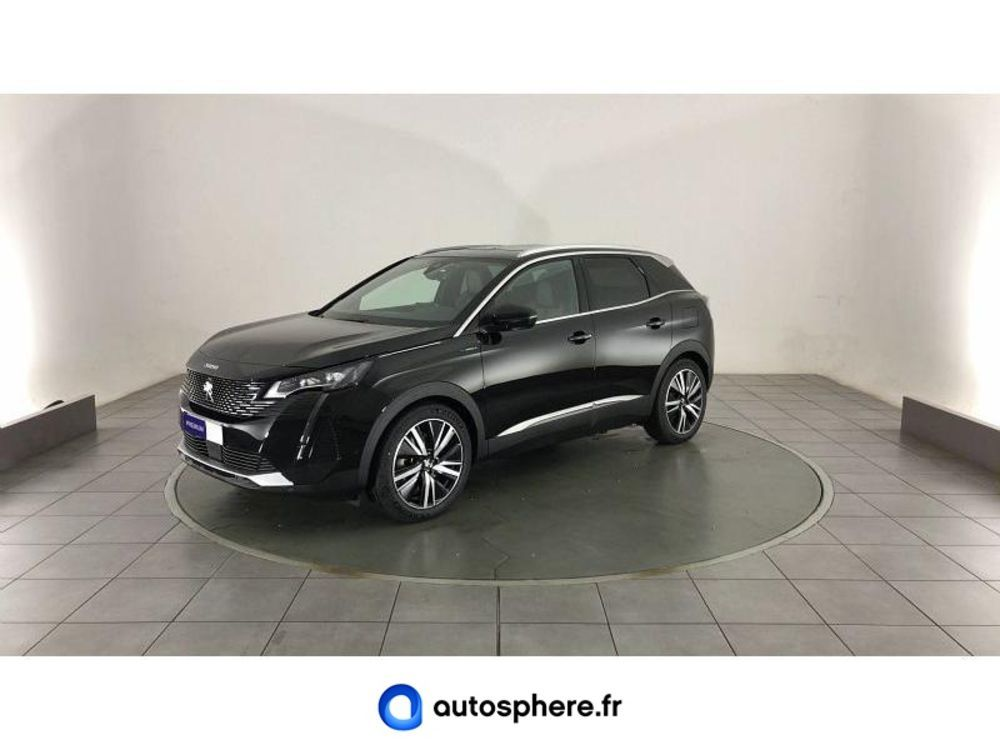 3008 2021 occasion 86000 Poitiers