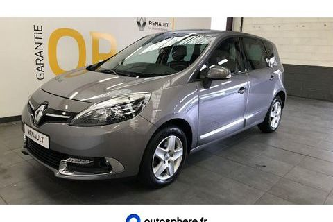 RENAULT Scenic 1.5 dCi 110ch energy Business eco² Euro6 2015 12490 02200 Soissons