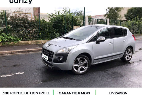 PEUGEOT 3008 3008 2.0 HDi 16V 163ch FAP Féline A 8490 92700 Colombes