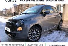 Fiat 500 C 1.4 16V 100 ch S&S Lounge Dualogic 2011 occasion Bondy 93140
