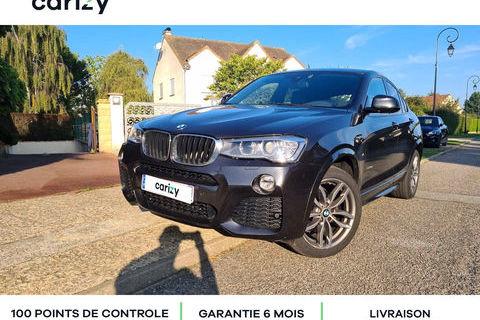 BMW X4 xDrive20d 190ch M Sport A 2017 occasion Les Alluets-le-Roi 78580