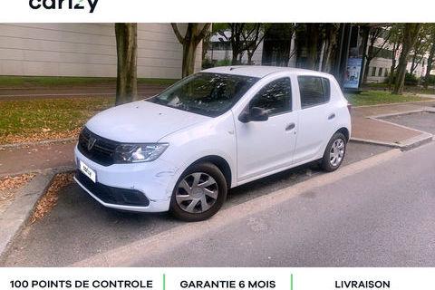 DACIA SANDERO Sandero SCe 75 6540 92300 Levallois-Perret