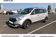 Dacia Lodgy dCI 110 7 places Stepway 2017 occasion Laxou 54520