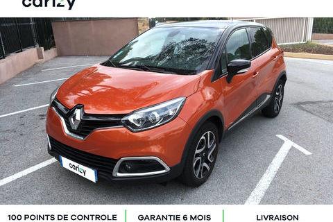 Renault Captur dCi 90 Energy eco² Intens 2016 occasion Fréjus 83600