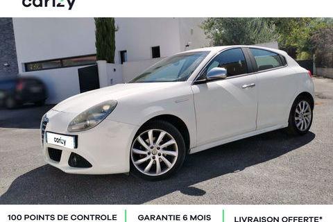ALFA ROMEO GIULIETTA Giulietta 1.6 105 ch S&S Dis 6990 Marseille 12
