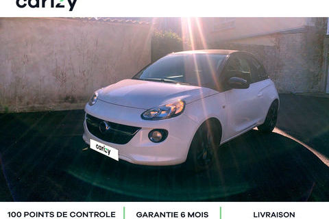 Opel Adam 1.4 Twinport 87 ch S/S Glam 2017 occasion Saint-Brieuc 22000