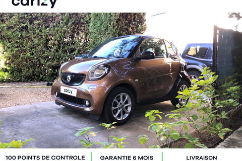 Smart ForTwo Fortwo Coupé 1.0 71 ch S&S Passion 2015 occasion Manosque 04100