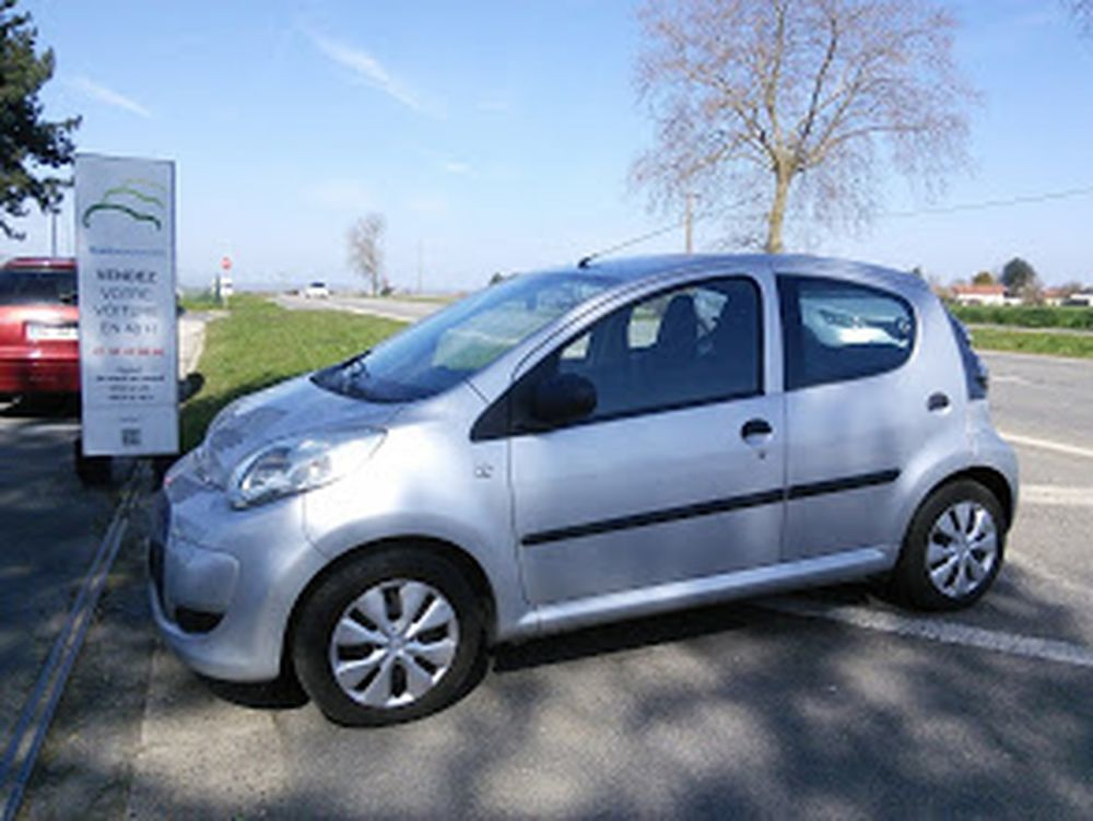 C1 1.0 ATTRACTION 5 portes 41118km 2009 occasion 95520 Osny