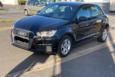 Audi A1 - (2) SPORTBACK 1.0 TFSI 95 ULTRA BUSINESS - Noir Métallisé 17490 91200 Athis-Mons
