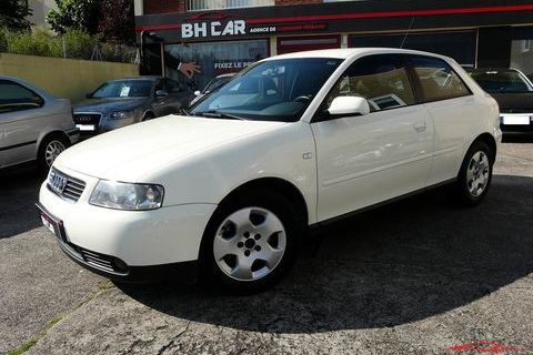 Audi A3 1.9 tdi 110cv Ambiente j 2001 occasion Cournon-d'Auvergne 63800