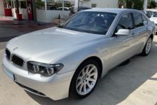 BMW Série 7 740D BVA 258Ch 116500Km GARANTIE 3M 2003 occasion Saint-Gilles 30800
