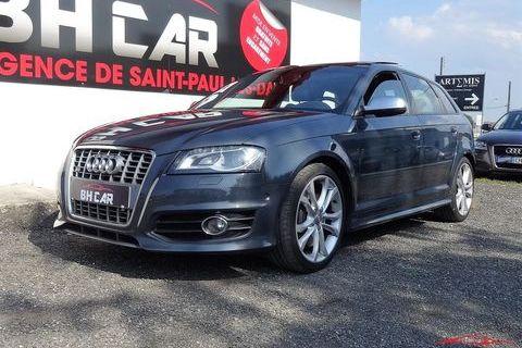 Audi S3 - Sportback II 2.0 TFSI 265 Quatro Stronic 6 - Gris Métallisé 20790 40990 Saint-Paul-lès-Dax