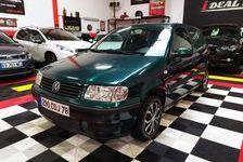 Volkswagen Polo - 1.4i 60cv Match Confort 5p - Vert Métallisé 2490 95610 Éragny
