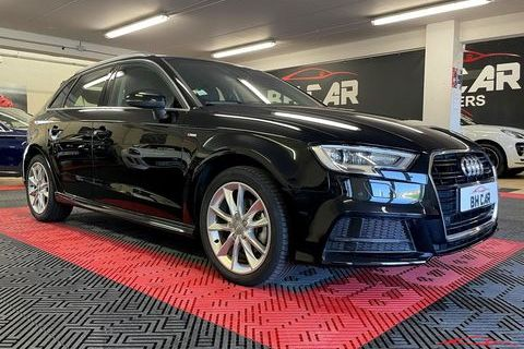 Audi A3 35TFSI 150STRONIC S-LINE 23925km 2018 occasion Poitiers 86000