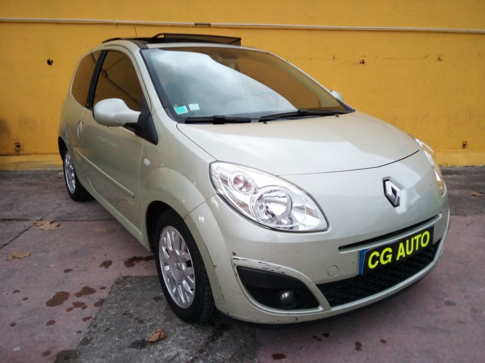 Twingo 1.2 i 16v 75 Quickshift initial 2008 occasion 06600 antibes