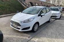 Ford Fiesta EDITION 1.5 TDCI 75 2015 occasion Issy-Les-Moulineaux 92130