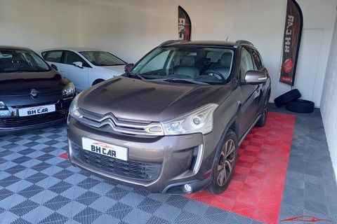 Citroën C4 Aircross 4X4 - 1.8 HDI 150 EXCLUSIVE 2012 occasion Tourlaville 50110