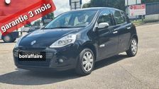 Renault Clio - 1.2 75  clim 97000km an 2014 1er main - Noir 5500 27200 Vernon