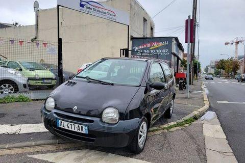 Renault Twingo - 1.2i - 60 AUTHENTIQUE - Noir Verni 2780 95870 Bezons