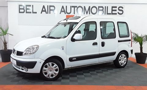 Renault Kangoo dCi 85 Confort Expression - TPMR 2007 occasion Ablis 78660