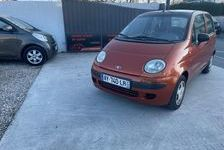 Daewoo Matiz 0.8iI 5places 2000 occasion Claye-Souilly 77410