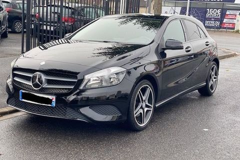 Mercedes Classe A 200 CDI BUSINESS 136 7G-DCT 2014 occasion Athis-Mons 91200