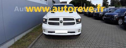 Dodge Ram - 1500 Quad Cab Sport 5.7l V8 GPL - Blanc 40000 12000 Rodez