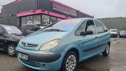 Citroën Picasso 2.0 HDI PACK 2004 occasion Coignières 78310