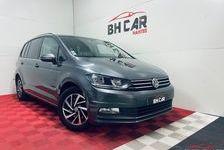 Volkswagen Touran 1.5 TSI SOUND 150 DSG 7 PLACES 2017 occasion Carquefou 44470