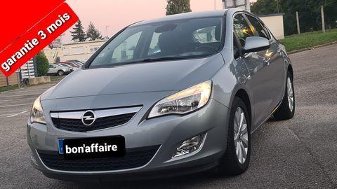 Opel Astra - 1.7 cdti 110ch clim radar - Gris 4500 27200 Vernon