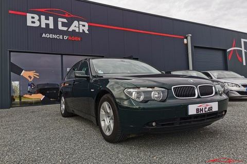 BMW Série 7 7 30 DA PACK LUXE 2003 occasion Foulayronnes 47510