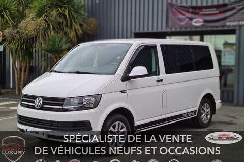 Volkswagen Multivan - T6 2.0 TDI 150 DSG - Blanc Métallisé 37989 50470 La Glacerie