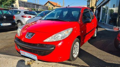 Peugeot 206 Paiement en plusieurs fois (x4x10) 2011 occasion CHELLES 77500