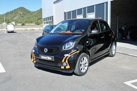 Smart ForFour II 0.9 90 Passion 2018 occasion Peyrolles-en-Provence 13860