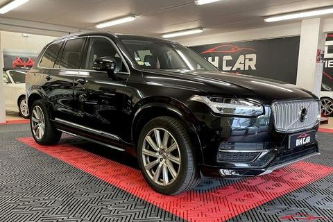 Volvo XC90 D5 224CH INSCRIPTION LUXE 98500KM 2016 occasion Poitiers 86000