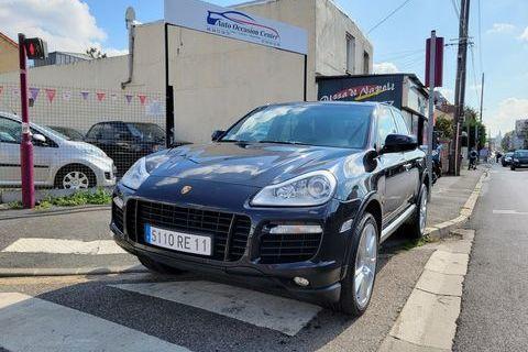 Porsche Cayenne - 4.8i v8 TURBO - Noir Métallisé 24980 95870 Bezons