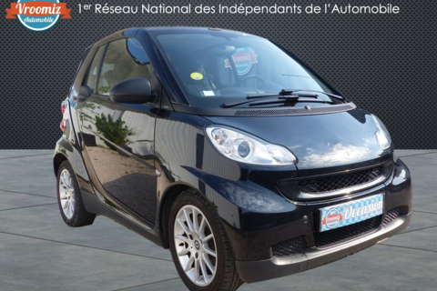 ForTwo II 0.8 CDI CABRIOLET PASSION a 2010 occasion 31140 Aucamville