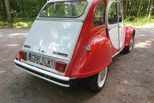 Citroën 2 CV - Dyane Charleston 1982 occasion Bouhet 17540