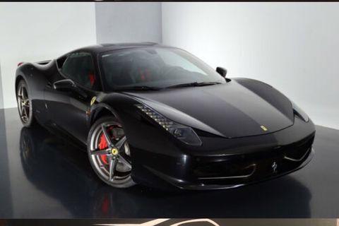 Ferrari 458 - ITALIA /CARBON/LIFT 1 - Noir 147900 44500 La Baule-Escoublac