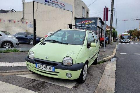 Renault Twingo - 1.2i 16v GENERATION - Jaune Verni 2980 95870 Bezons