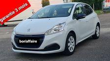 Peugeot 208 - 1.0i puretech 70 clim 1er main 89000km - Blanc 6990 27200 Vernon