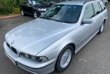 Bmw Serie 5 - Touring 530D 3.0d 184 Pack Luxe - Gris 3490 45130 Baule
