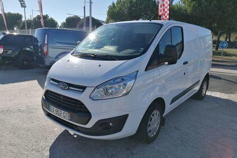 Ford Transit Custom - 2.2 TDCI 125CH L1H1 1ERE MAIN - Blanc 13990 34070 Montpellier