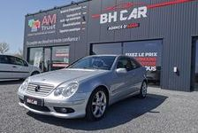 Mercedes Classe C 220 CDI COUPE SPORT EDITION BVM 2005 occasion Foulayronnes 47510