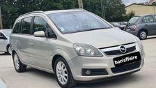 Opel Zafira 1.9 cdti 120ch clim cuir 7.places 2006 occasion Vernon 27200