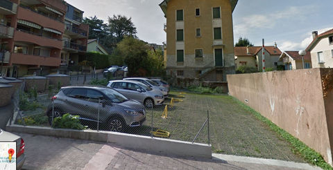 Location Parking / Garage Aix-les-Bains (73100)