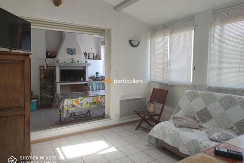 Rive droite appartement P2 d'environ 50 m2 avec cave d'environ 3 m2 188000 Le Grau-du-Roi (30240)