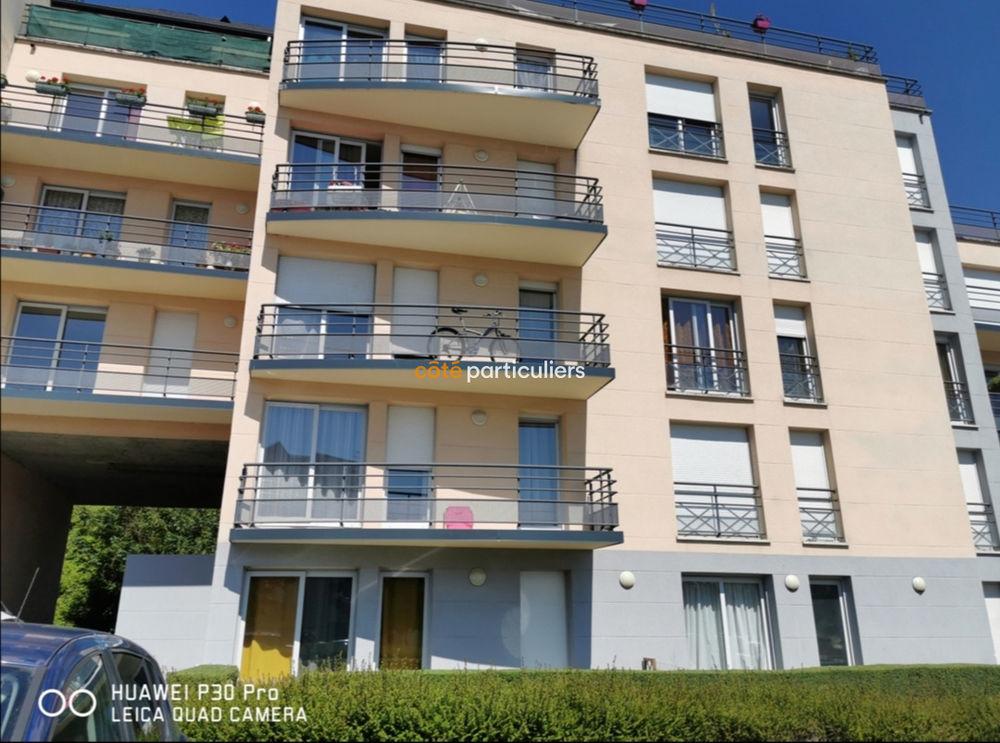Vente Appartement En rez-de-jardin, appartement 2pièces avec parking. Evreux